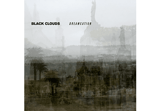 Black Clouds - Dreamcation (Standard Gold Vinyl) - (Vinyl)