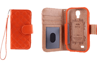MTU Folio Quilted Galaxy S4 - Orange