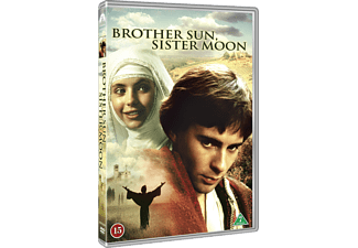 Brother Sun, Sister Moon Drama DVD