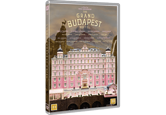 The Grand Budapest Hotel Dramakomedi DVD