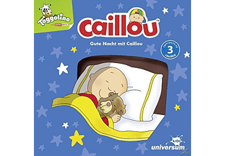 Caillou - Gute Nacht Mit Caillou - (CD)