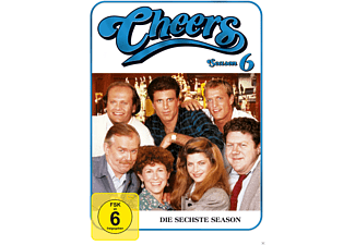 Cheers - Season 6 - (DVD)