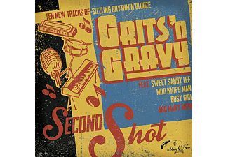 Grits 'n Gravy - Second Shot - (CD)