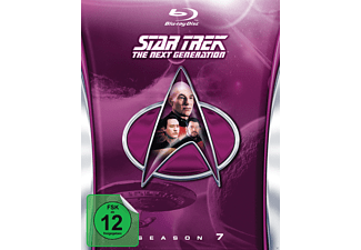 Star Trek - The Next Generation Staffel 7 [Blu-ray]