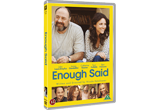 Enough Said Dramakomedi DVD