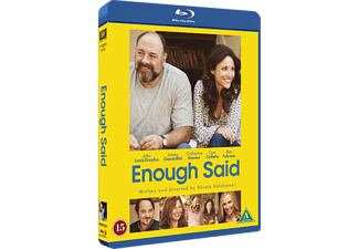 Enough Said Dramakomedi Blu-ray