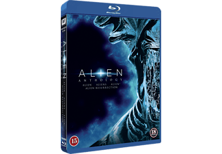 Alien: Anthology Collection Skräck Blu-ray