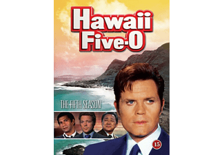 Hawaii Five-0 S5 Drama DVD