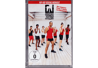 George Jones - Hip Hop Boxing Workout - (DVD)