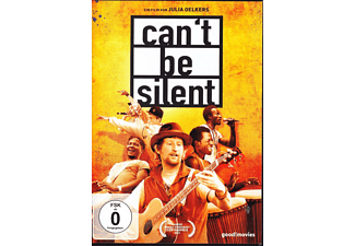 CAN T BE SILENT (+BONUS) [DVD]