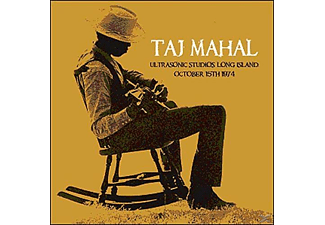 Taj Mahal - Taj Mahal (Ultrasonic Studios / Long Island /October 15th, 1974) [Vinyl]