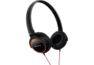 PIONEER SE-MJ512 R Black/ Red