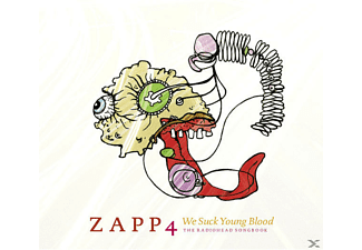 Zapp 4 - We Suck Young Blood-The Radiohead - (CD)