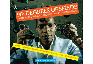 VARIOUS - 90 Degrees Of Shade (2) - (Vinyl)
