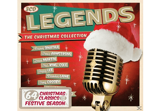 VARIOUS - Legends-Christmas Collection [CD]