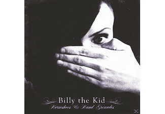 Billy The Kid - Horseshoes And Hand Grenades [CD]