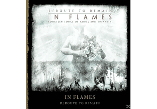 In Flames - Reroute To Remain (Re-Issue 2014) Special Digi Edt - (CD)