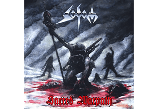 Sodom - Sacred Warpath - (CD-Mini-Album)