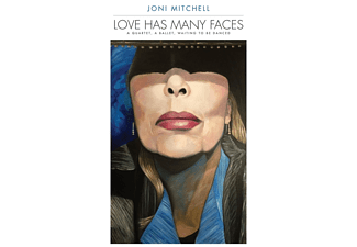 Joni Mitchell - Love Has Many Faces:A Quartet, A Ballet, Waiting... [CD]