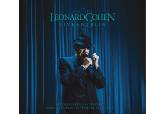 Leonard Cohen - Live In Dublin - (CD)