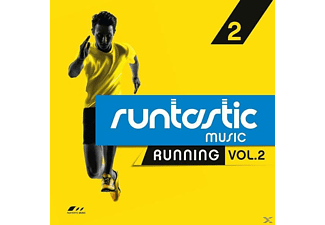 VARIOUS - Runtastic Music-Running Vol.2 [CD]