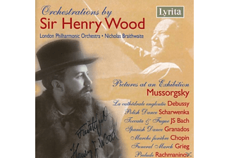 LONDON PHILHARMONIC ORCHESTRA / BRA - Orchestrations by Sir Henry Wood - (CD)