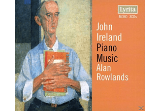 Alan Rowlands - Piano Music - (CD)