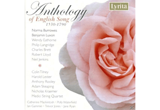 VARIOUS - 250 Years of English Song - (CD)