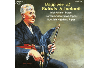 VARIOUS - Bagpipes of Britain & Ireland - (CD)