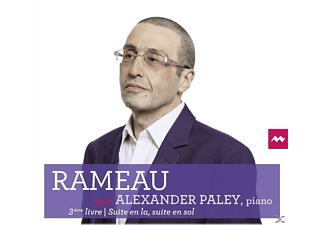 Alexander Paley (pno) - Suites,Livre III - (CD)