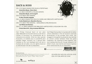 Various - Bach & Sons [CD]