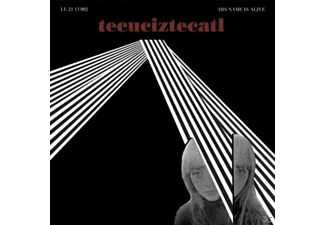 His Name Is Alive - Teuciztecat! - (Vinyl)