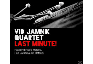 Vid Quartet Jamnik - Last Minute! - (CD)