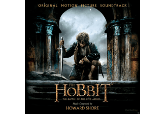 Howard Shore - The Hobbit: The Battle Of The Five Armies - (CD)