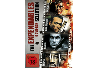 The Expendables Selection - Box (6 Filme) [DVD]