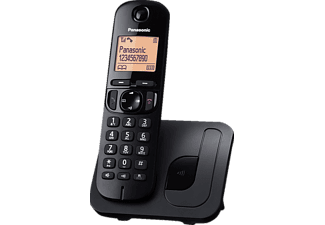 PANASONIC KX-TGC210GR Black