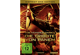 Die Tribute von Panem - The Hunger Game (District One Edition, Steelbook) [DVD]