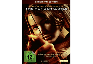 Die Tribute von Panem - The Hunger Games (2 Disc Fan Edition) - (DVD)