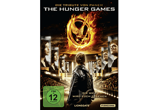 Die Tribute von Panem - The Hunger Games - (DVD)