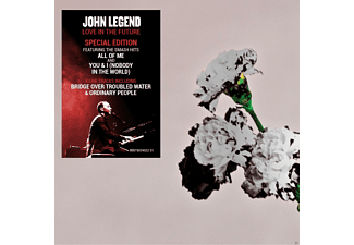 John Legend - Love In The Future (Special Edition) [CD]