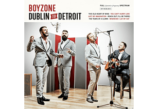 Boyzone - Dublin To Detroit - (CD)