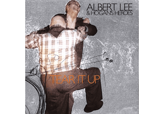 Albert Lee & Hogan's Heroes - Tear It Up (CD)