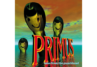 Primus - Tales From The Punchbowl [CD]