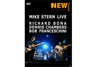 Mike Stern, Richard Bona, Dennis Chambers, Bob Franceschini - The Paris Concert [DVD]