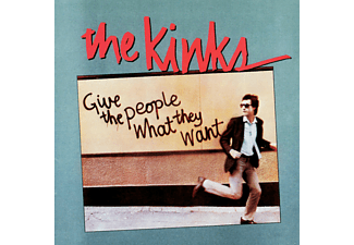 The Kinks - Give The People What They Want (Re-Release) [CD]