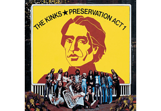 The Kinks - Preservation Act 1 (Re-Release) [CD]