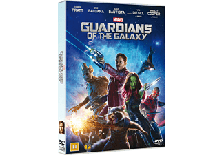 Guardians of the Galaxy Action DVD