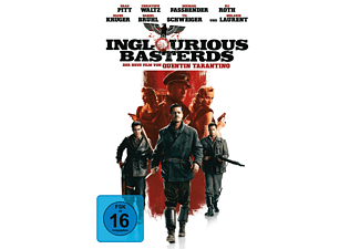 Inglourious Bastards Action DVD