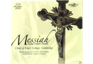 Lynne Dawson, Hilary Summers, John Mark Ainsley, Stephen Cleobury - Messias - (CD)