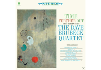 The Dave Brubeck Quartet - Time Further Out+1 Bonus Tra - (Vinyl)